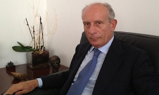 Il commissario dell'Autorità, Francesco Posteraro