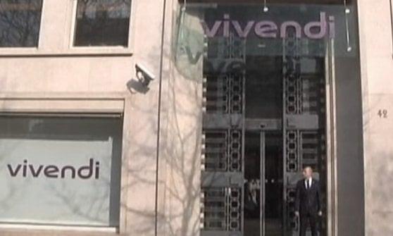 La sede di Vivendi a Parigi