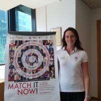 Leucemia: Simone, diventato grande grazie al 'dono' di una neonata