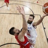 Basket, l'annuncio di Datome: ''Mi prendo una pausa dalla Nazionale''