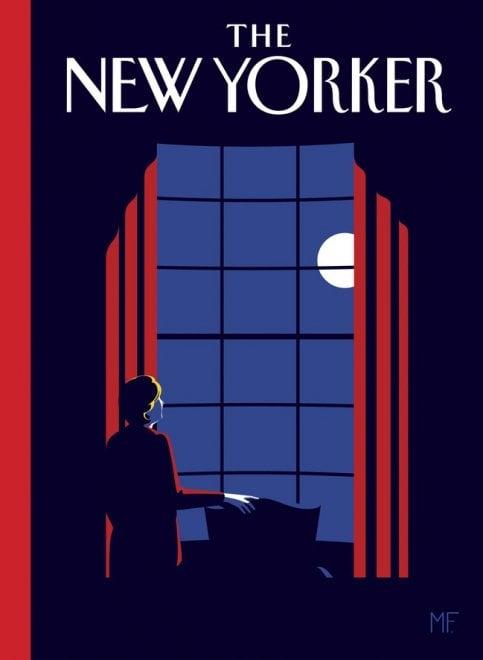 Se Hillary Clinton avesse vinto: la copertina mai uscita del New Yorker