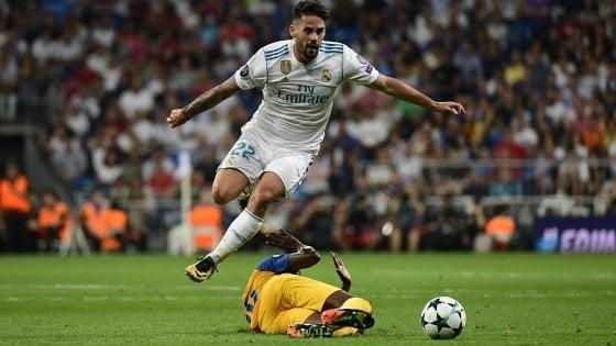 Real Madrid, Isco rinnova fino al 2022: clausola super da 700 milioni