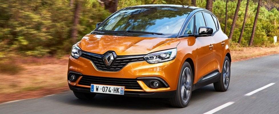 "Renault Scenic: ""Le monovolume siamo noi"""