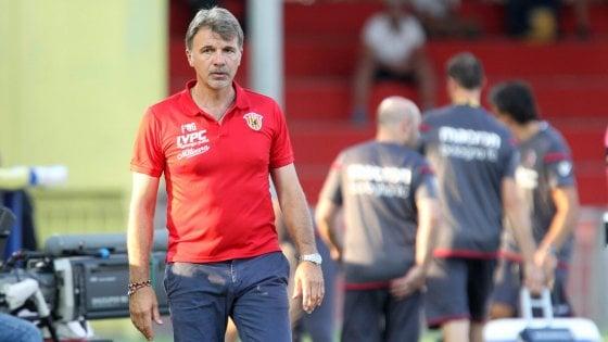 """Benevento, Baroni verso il derby: """"A Napoli voglio vedere una squadra coraggiosa"""""""
