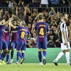 Champions,  per le italiane inizio da brividi. Ma è solo la prima