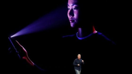 Apple, Face ID e iPhone X tra privacy e sicurezza