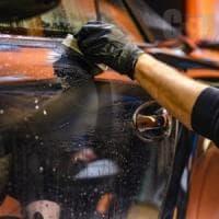 Padova, il lavaggio auto diventa solidale, ecologico e a domicilio