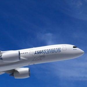 Pronto l aereo di linea che vola grazie alla stampa 3d for Grandi jet d affari in cabina