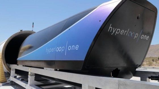 Hyperloop one ecco i dieci percorsi possibili nel mondo for Hyperloop italia