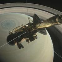 Addio Cassini, gran finale su Saturno. ''Il segnale si è spento, ma i suoi dati ci faranno...