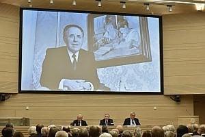 Banca d'Italia dedica a Ciampi il centro per l'educazione monetaria e finanziaria