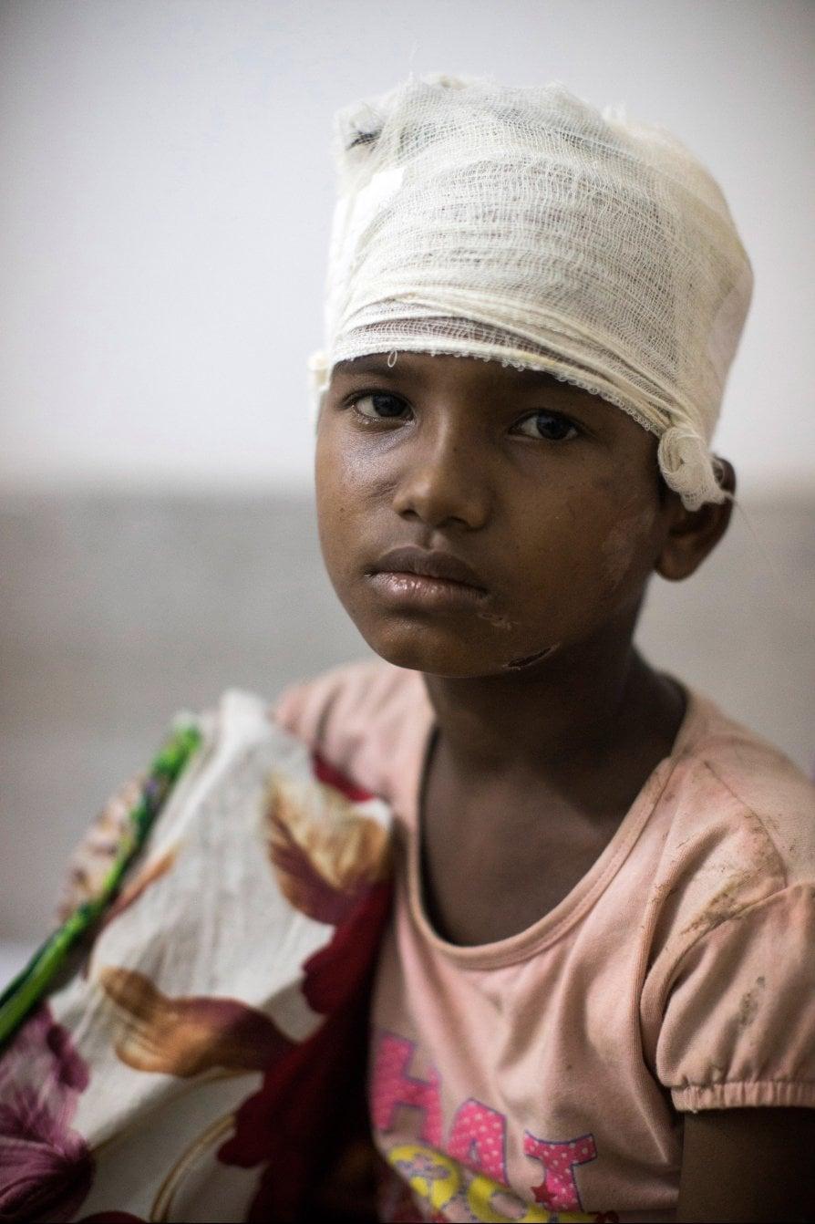 Ai confini dei Rohingya