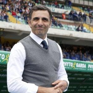 """Verona, Pecchia senza paura: """"Stimolante affrontare la Roma, ce la giochiamo"""""""