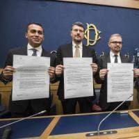 M5S: regole per candidature a premier, ammessi anche indagati. Esposito (Pd):