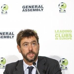 Juventus, biglietti a ultrà: chiesti 30 mesi di inibizione per Andrea Agnelli