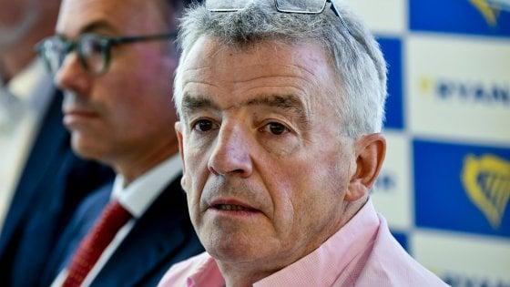 Ryanair annuncia la soppressione di duemila voli fino ad ottobre