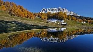 Magia Dolomiti d'autunno