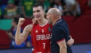 Basket, Europei: la Serbia supera anche l'ostacolo Russia e vola in finale
