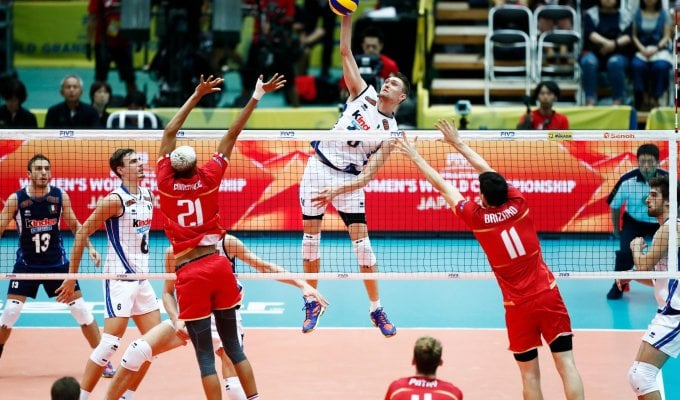 Volley, Grand Champions Cup: l'Italia vince ancora, battuta anche la Francia