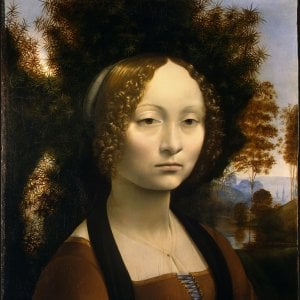 Leonardo, nel ritratto di Ginevra Benci il racconto della sua storia