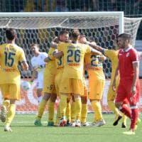 Serie B: Carpi bloccato, Perugia e Frosinone lo raggiungono in vetta