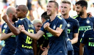 Crotone-Inter 0-2, Skriniar e Perisic regalano la vetta solitaria a Spalletti