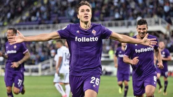 Fiorentina-Bologna 2-1: Chiesa e Pezzella fanno sorridere Pioli