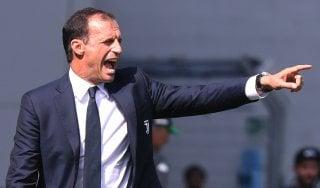 "Juventus, Allegri: ""Dybala straordinario, ma evitiamo i cali"""