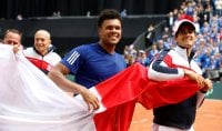 Tsonga porta la Francia in finale: ora la sfida al Belgio