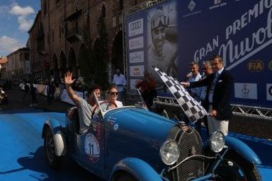 Gran Premio Nuvolari, cronaca di un successo