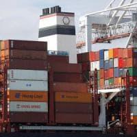 Rallenta l'export a luglio: -1,4%. Ma resta positivo il dato rispetto al 2016
