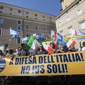 """Marco Tarquinio (Avvenire): """"Centristi e FI rivedano le loro posizioni sullo ius soli"""""""