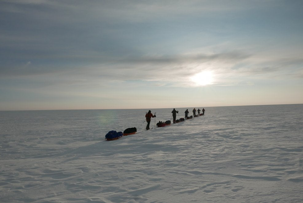 Groenlandia, dove i ghiacci resistono