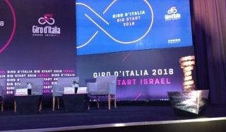 Ciclismo, Giro d'Italia 2018: partenza da Gerusalemme, tre tappe in Israele