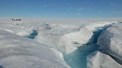 Il reportage  Groenlandia a piedi,  dove i ghiacci resistono  ·foto