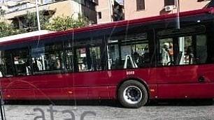 Un bus Atac per Ciampino