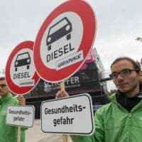 """Dal diesel 5mila morti all'anno in Europa"""