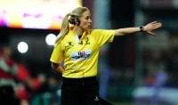 In Petrarca-Lazio la prima volta di una donna arbitro