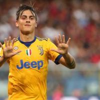 Juventus, Dybala il triplettista: nessuno nella storia come lui