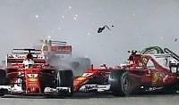 Disastro Ferrari a Singapore E ora il problema motore