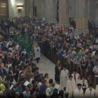 New York in coda per le reliquie di Padre Pio