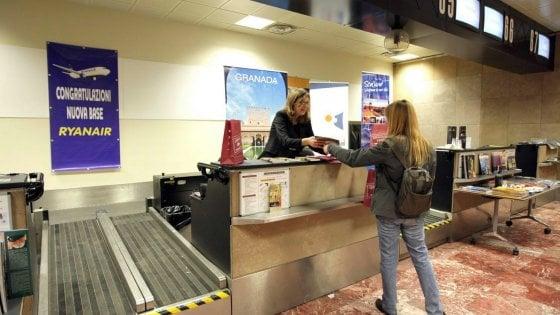 Crisi Ryanair, ecco i voli cancellati a settembre e ottobre. In Italia sono 700