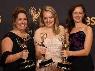 Emmy, trionfo femminile: 'The Handmaid's Tale' e 'Big little lies'