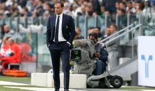 """Juventus, Allegri: """"Per lo scudetto servono 90 punti. Domani giocherà Szczesny"""""""