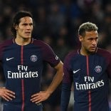Nervi tesi al Psg: rissa  sfiorata tra Cavani e Neymar