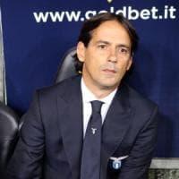 Lazio, Inzaghi: ''Napoli da scudetto, serve una partita coraggiosa''