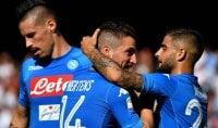Con la Lazio a suon di gol Mertens sfida Immobile