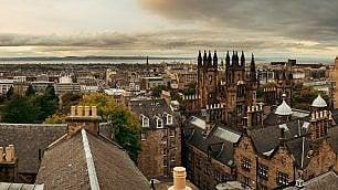 Ian Rankin, vi guido nella mia Edimburgo da Rebus