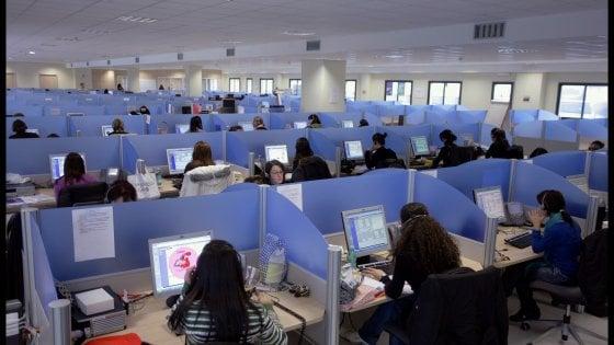 Essere la capitale dei call center non Rende