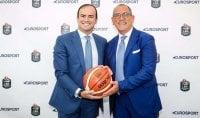 Tutta la serie A e l'Eurolega Eurosport casa del basket